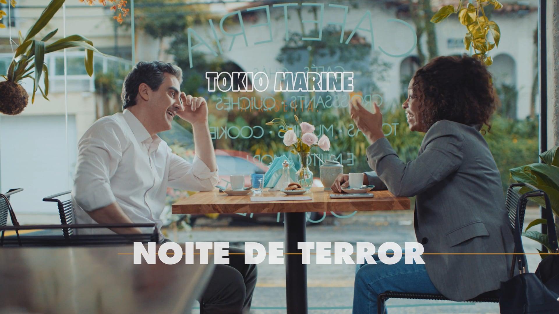 Tokio Marine - Noite de Terror