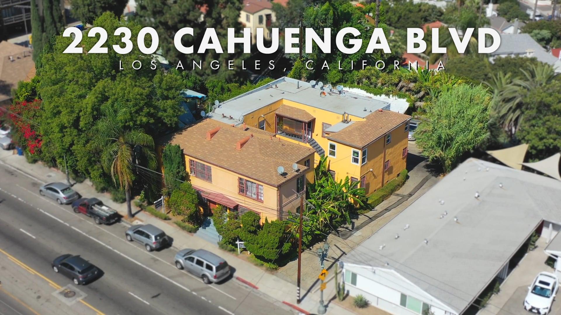 2230 Cahuenga Blvd, Los Angeles, CA 90068