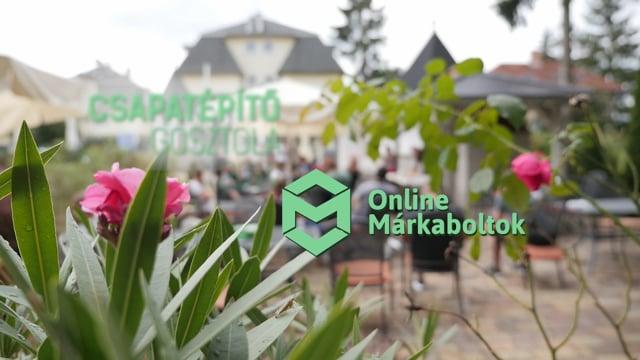 Online Márkaboltok  - Csapatépítő 2019-ben is. :)