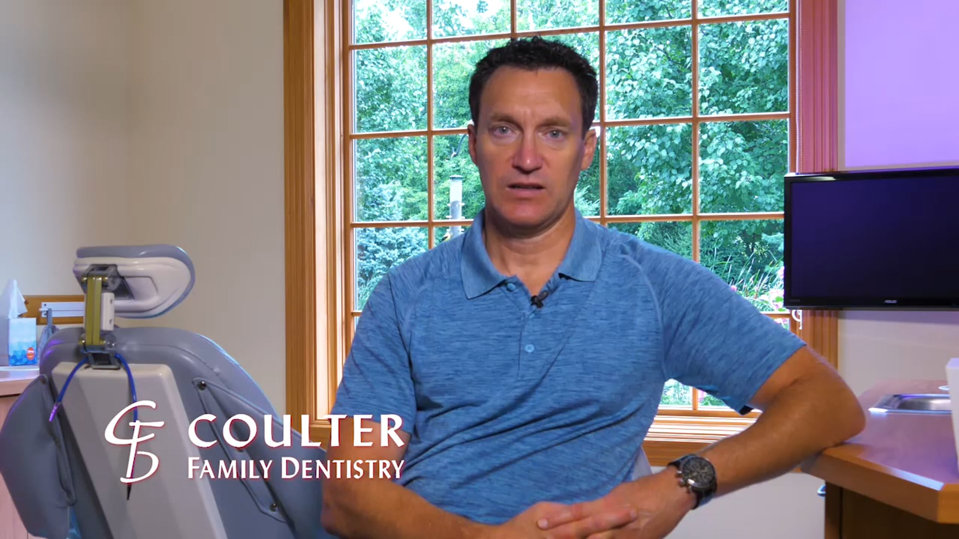 Technology at Coulter Family Dentistry