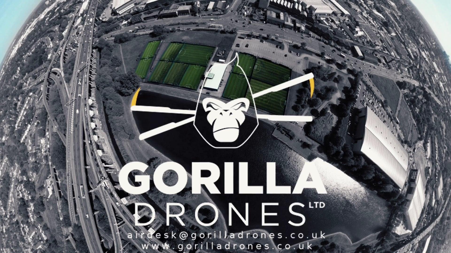 Gorilla Drones Ltd Current Showreel