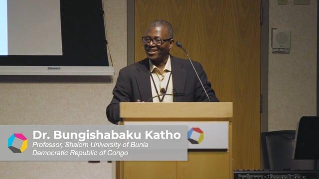 Plenary: Witness - Dr. Bungishabaku Katho