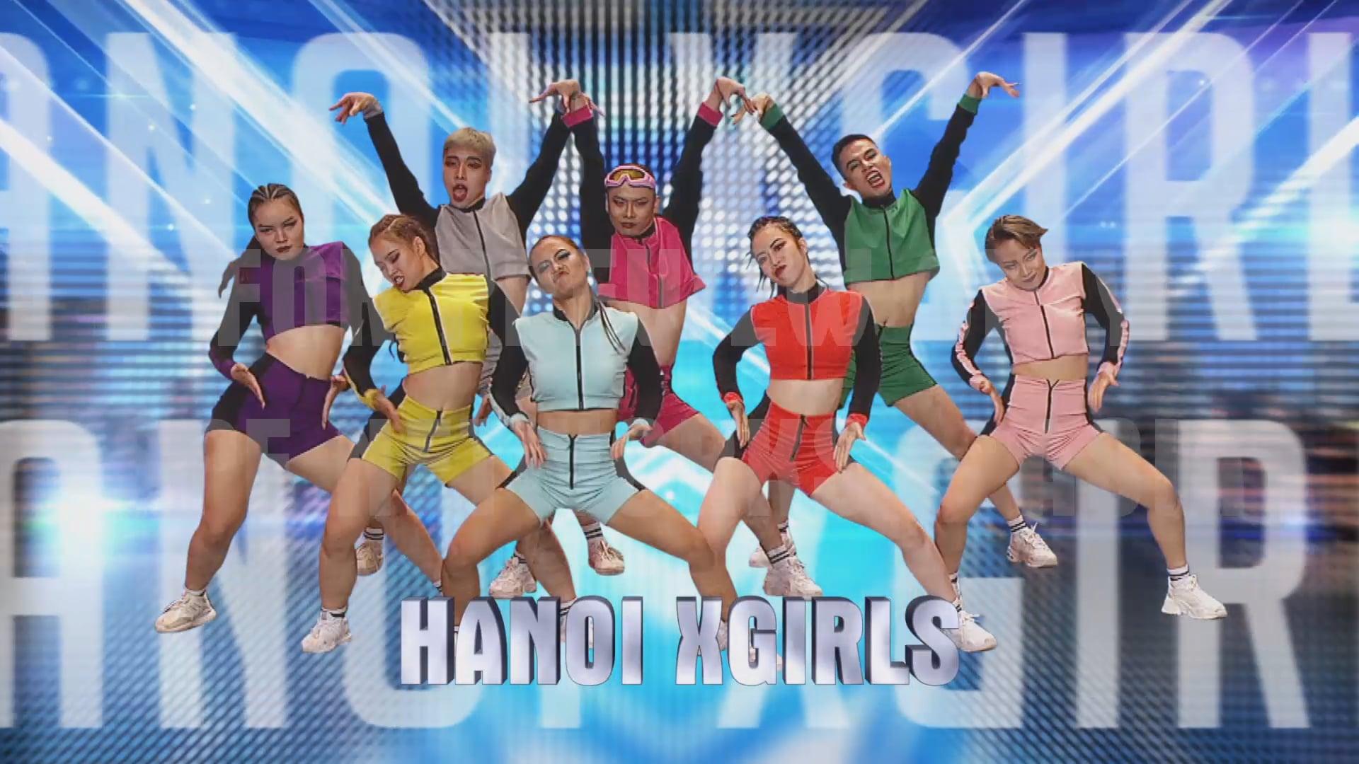 ASIA'S GOT TALENT S3 - Hanoi X Girls (2019)