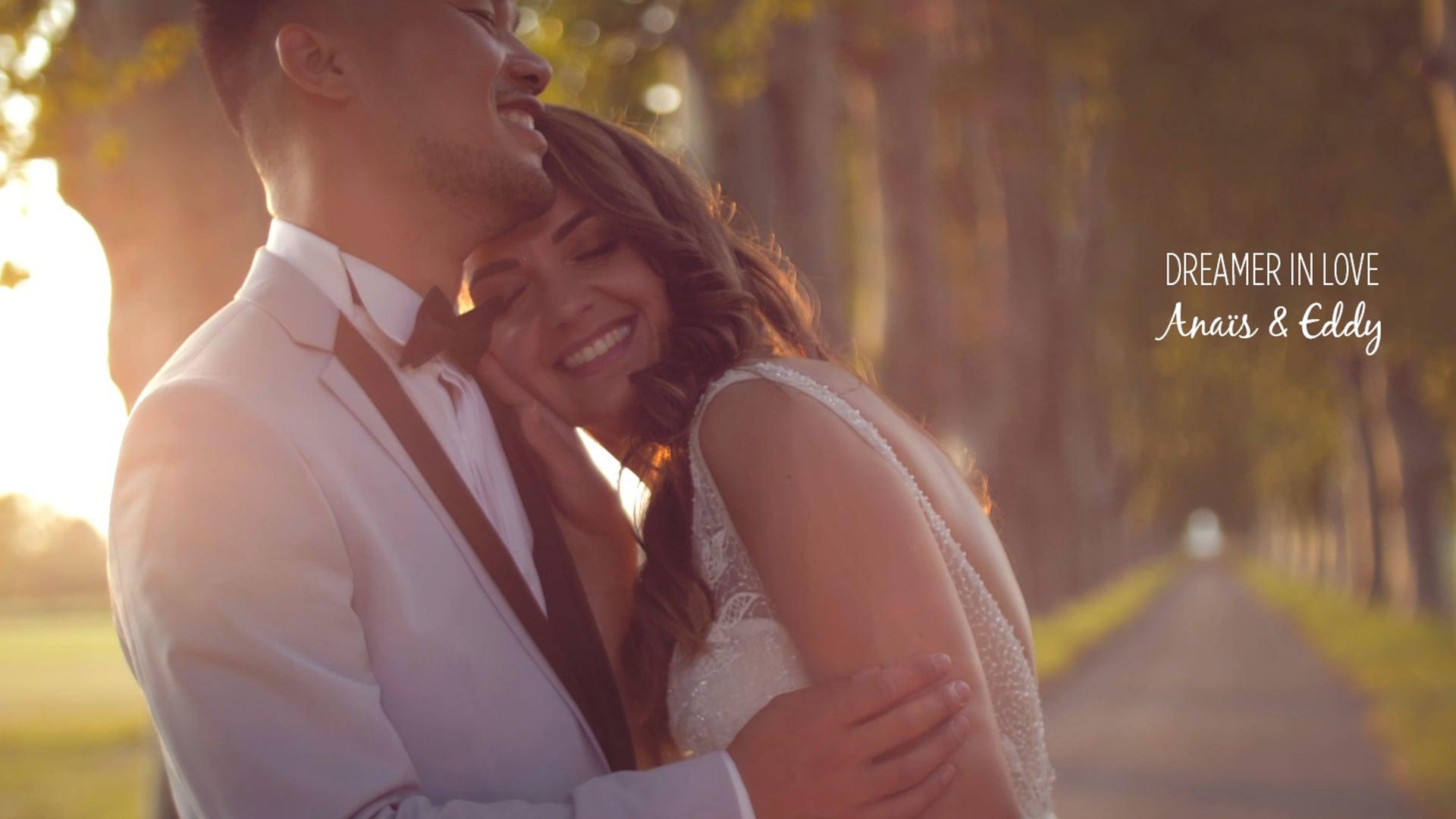 Film mariage Anaïs et Eddy