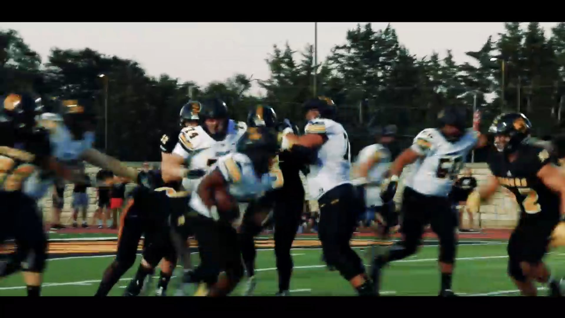 Highlight-Mini for Fort Hays State Football