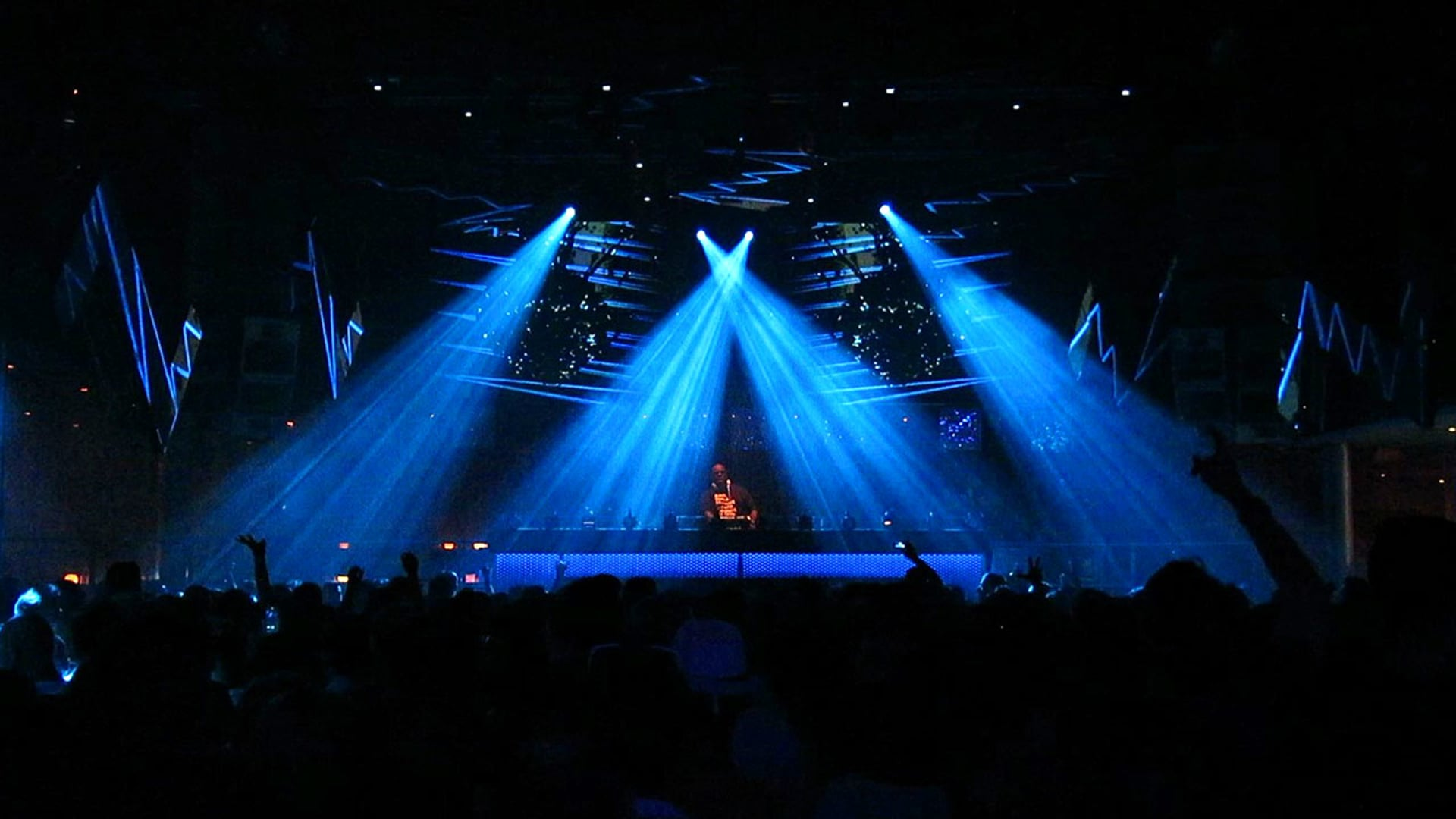 Carl Cox - Music is Revolution '14 -16