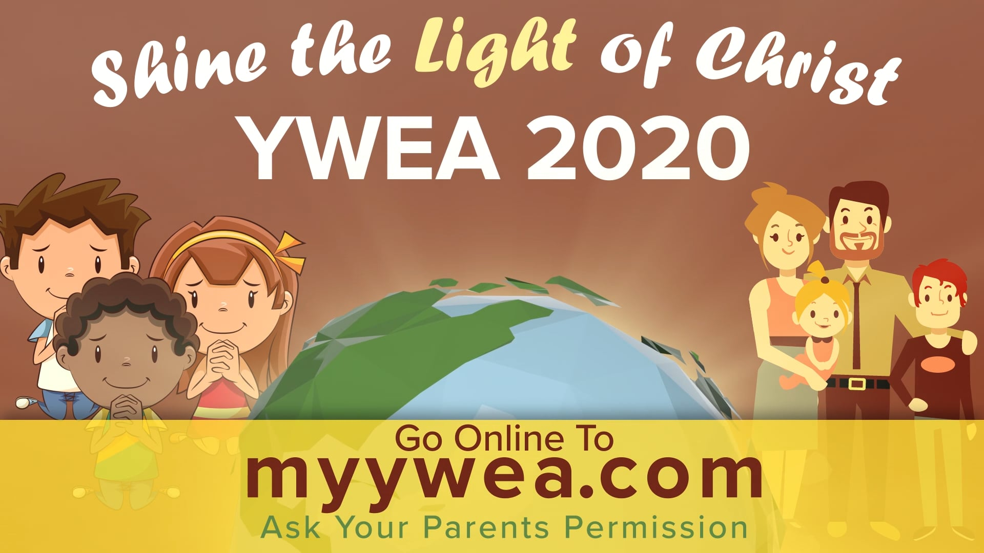 YWEA 2020 - Kids Emphasis
