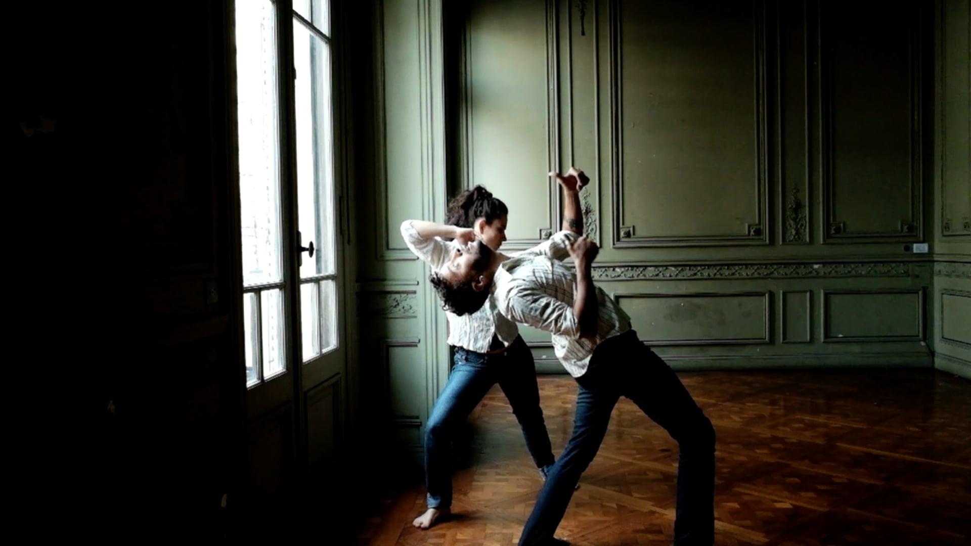 Boceto #1 Duo at Noisy Home