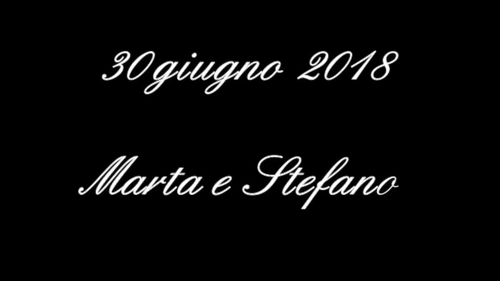 2018 - Marta e Stefano Milano