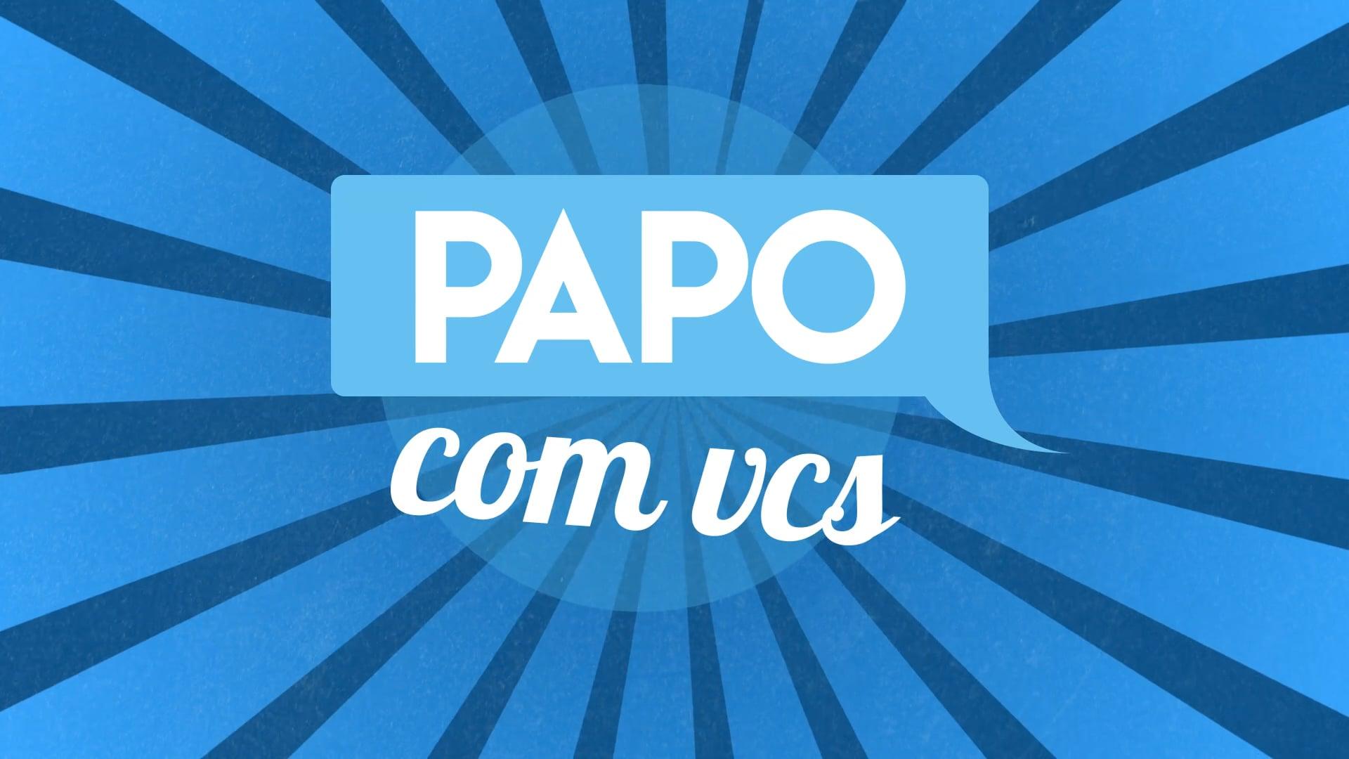 VINHETA PAPO COM VOCÊS
