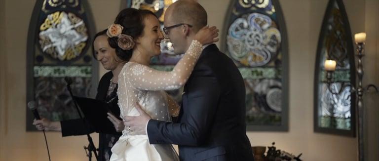 Clonabreany House wedding film