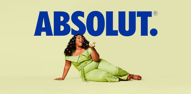 Absolut Vodka Feat. Lizzo