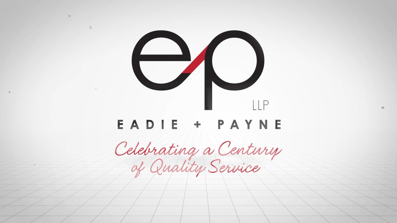 Eadie + Payne ~ Celebrating a Century of Quality Service