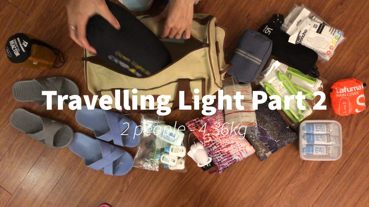 Travelling Light Part 2