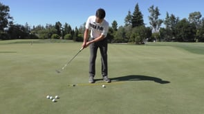 Full Swing With Putter