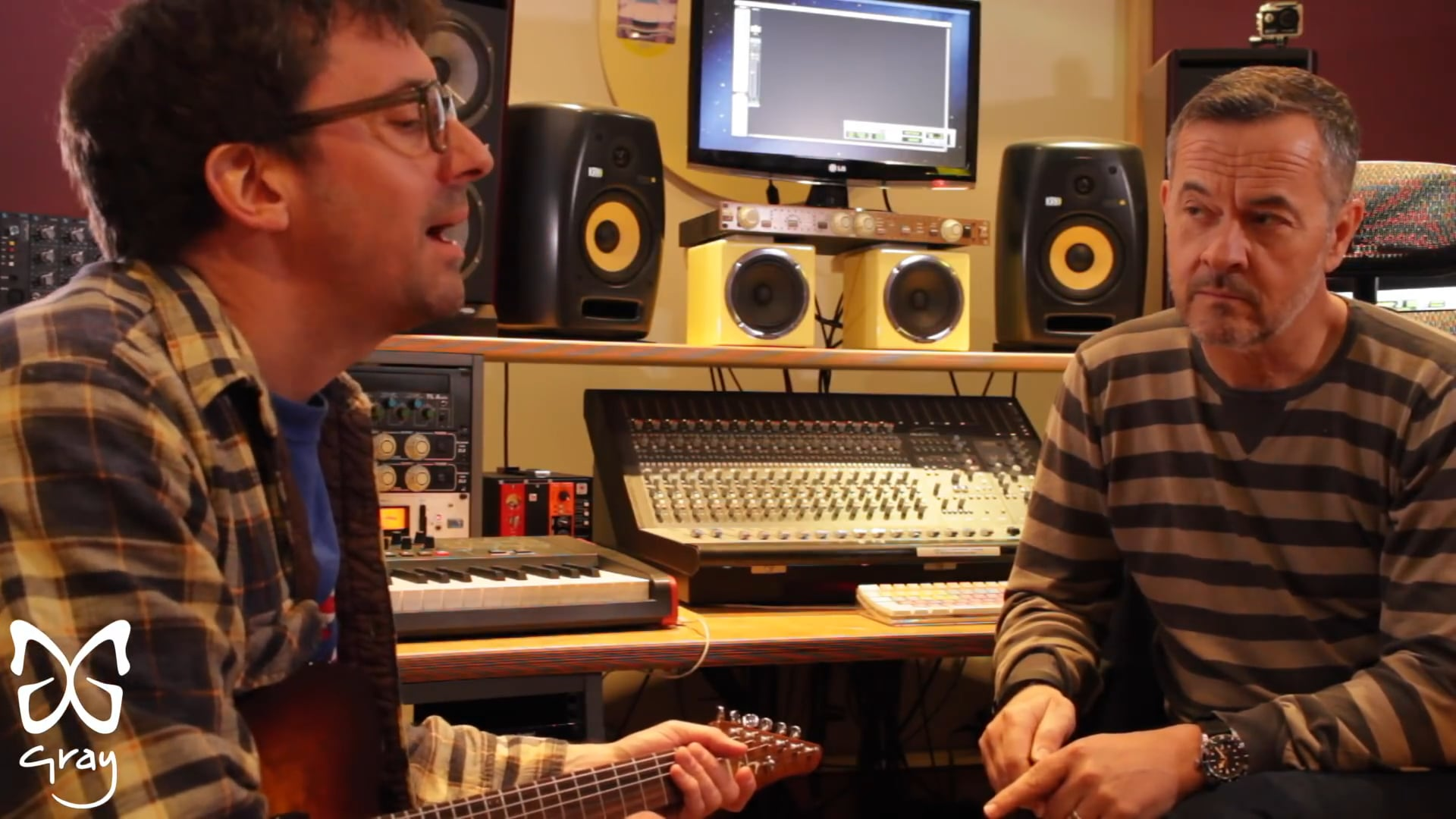 Gray Guitars presents Graham Coxon and Stephen Street - talking 'Blur', 'Parklife' and much more