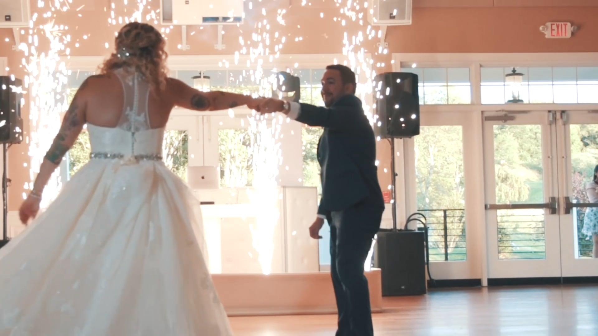 Anthony & Jackie's Wedding
