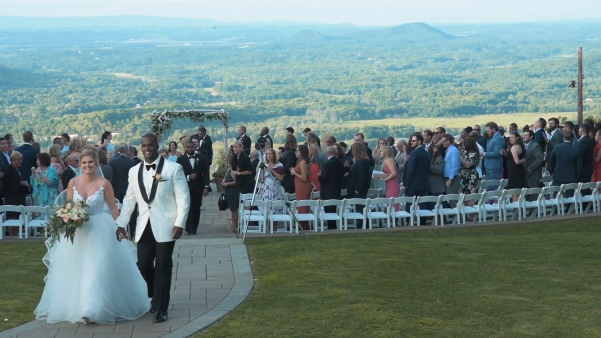 Darren & Morgan's Wedding