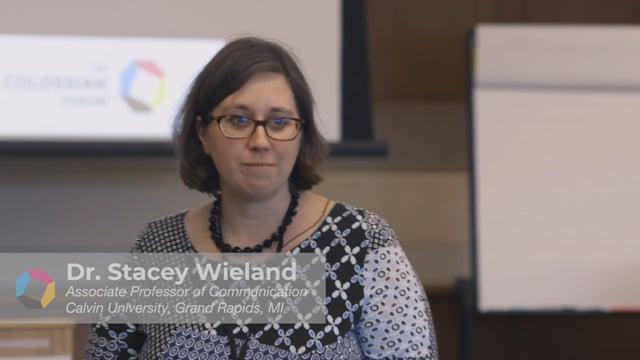 Workshop: Reimagining Disagreement - Dr. Stacey Wieland