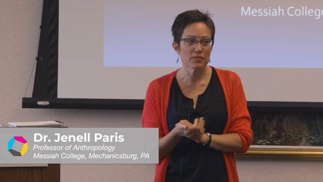 Workshop: Gender as a Source of Delight & Division - Dr. Jenell Paris