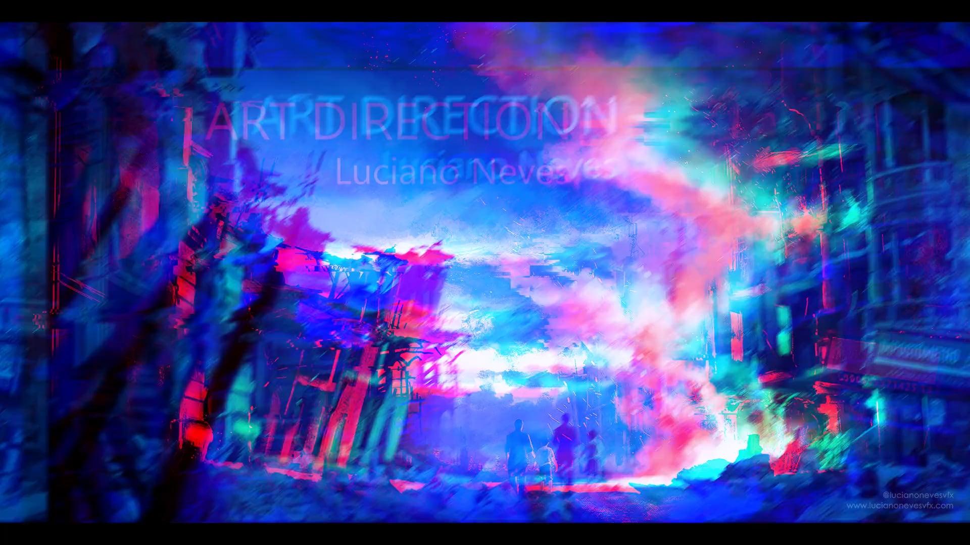 Art Direction Demo Reel