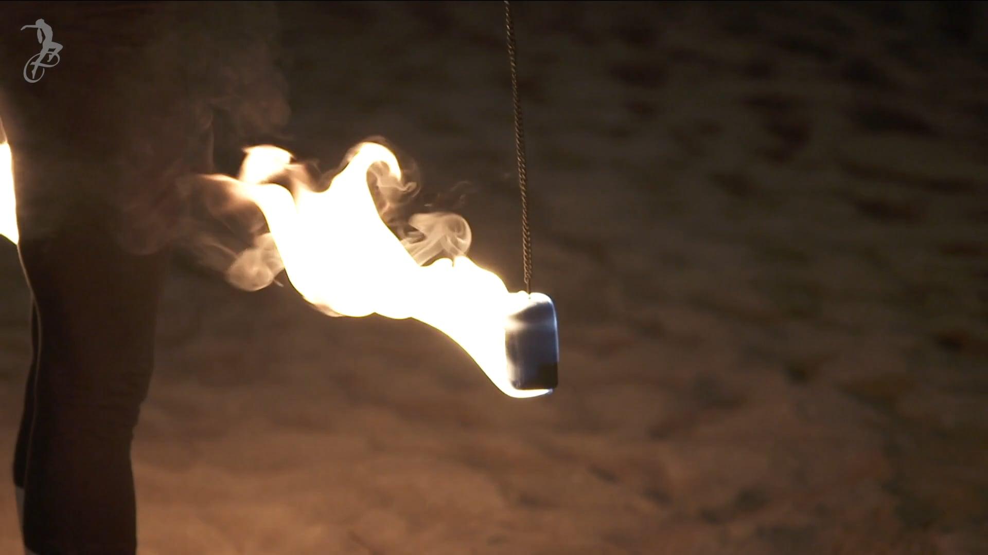 Charlly fire poi
