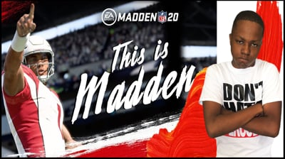 Madden 20 Grind w/ Trent (Stream Replay)