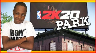 Getting Buckets At The Park w/ Ninjas! (Stream Replay)