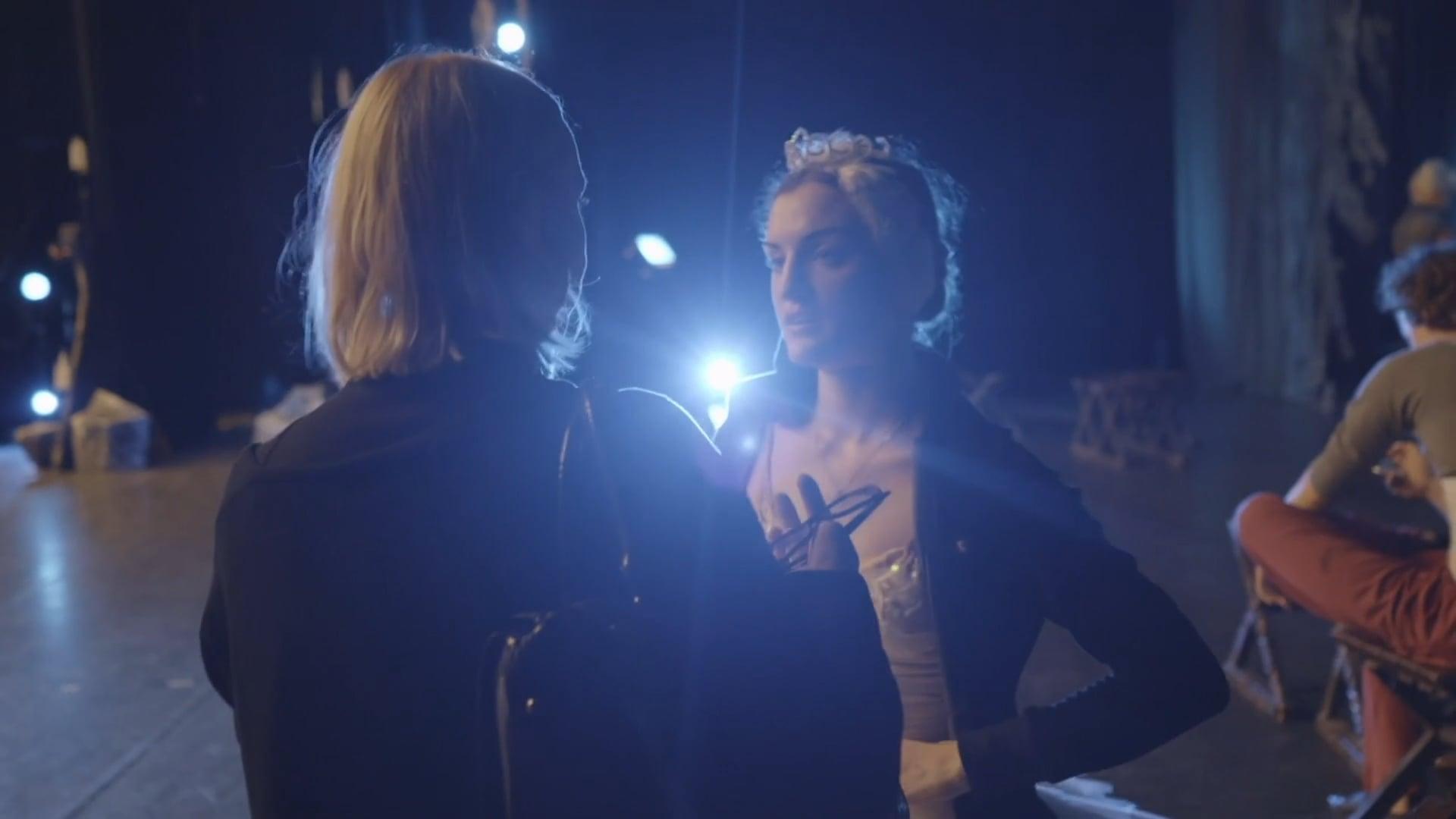 Director's Reel. Dina Burlis