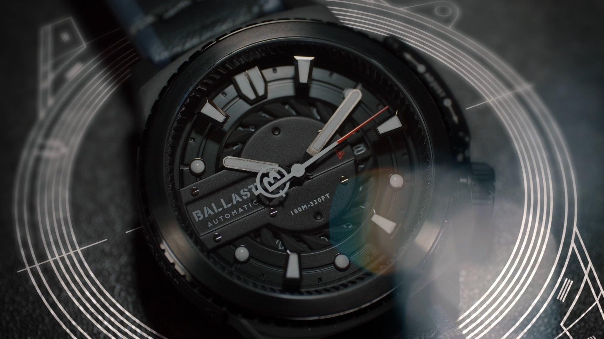 Ballast Watches | Titanium Tireless
