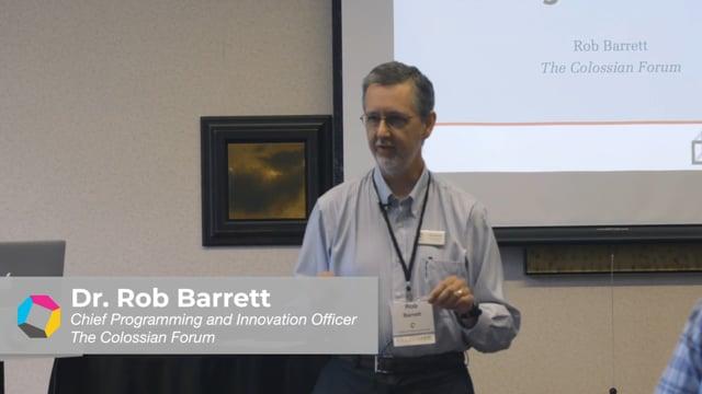 Workshop: Talking About Politics - Dr. Rob Barrett