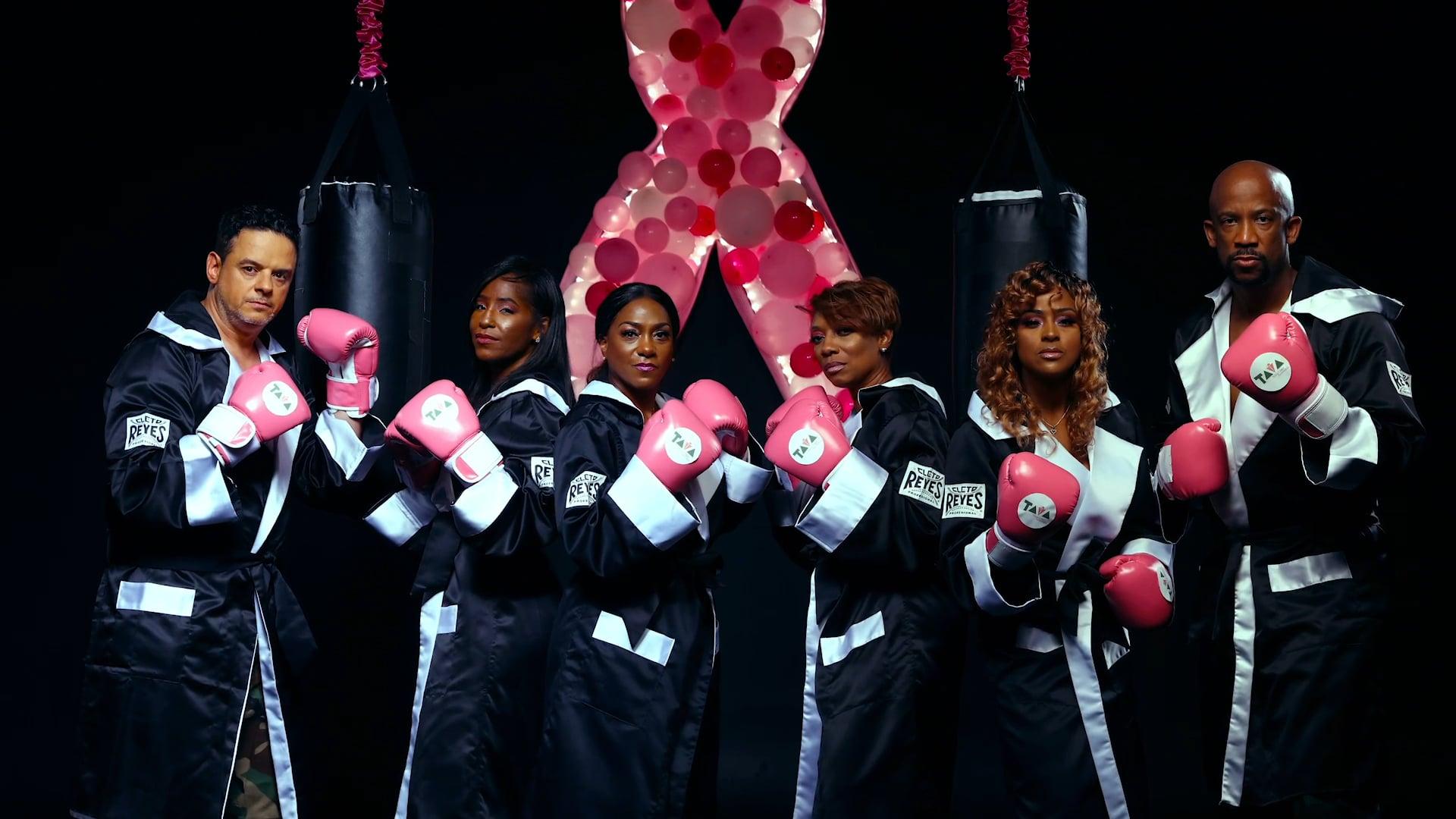 Kenny Lloyd Breast Cancer Awareness Campaign -  CoCo Studios