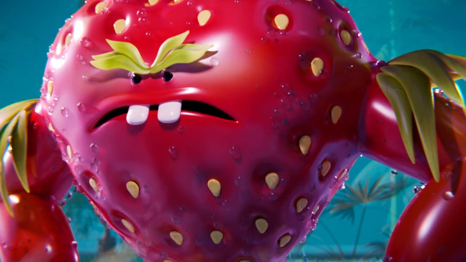 Strawberry Monster