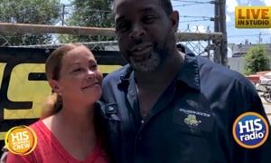 #IamHIS: Stephanie Experienced Life Change with HIS Radio