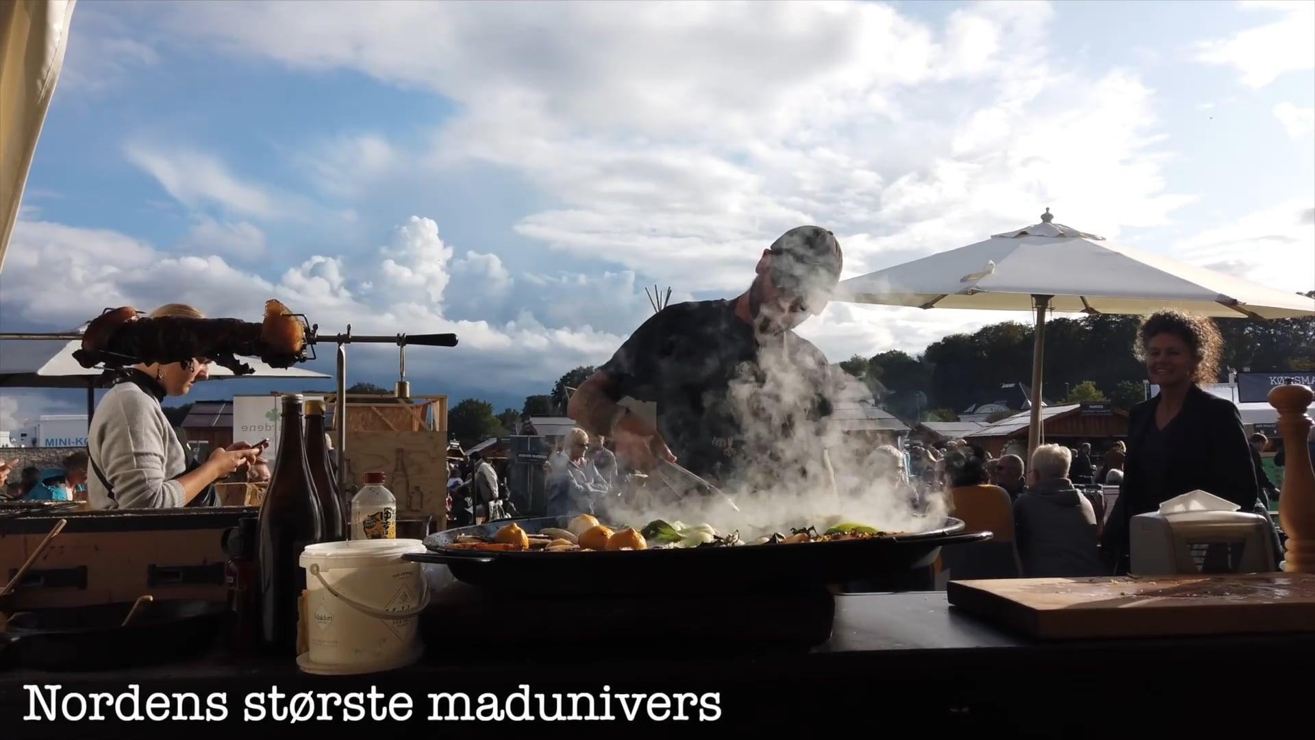 Filmen lavet for Business Region MidtVest til Food Festival I Aarhus