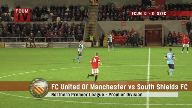 FCUM vs South Shields FC - Highlights - 01/10/19