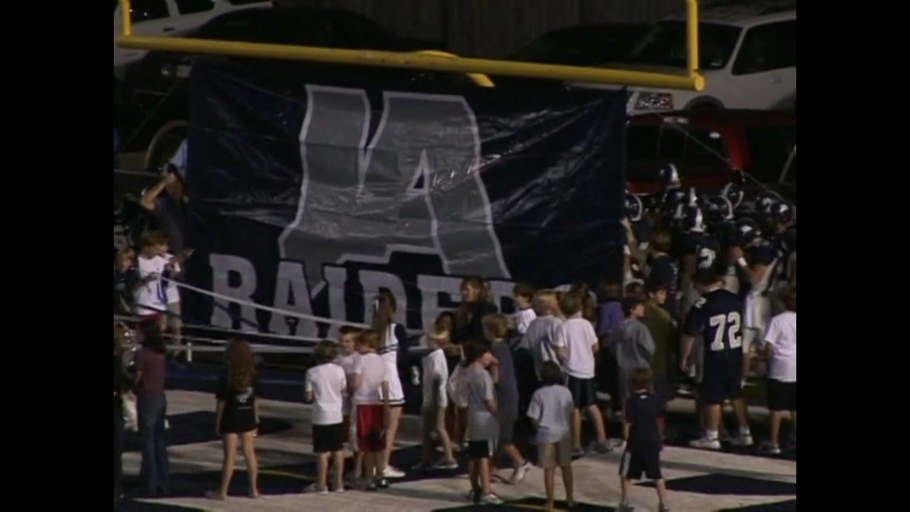 Varsity Football-2010-Game10-Pillow