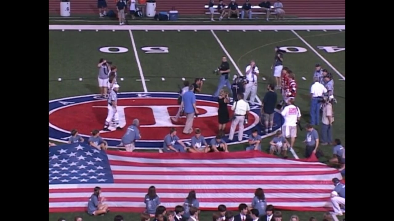 Varsity Football-2010-Game6-Prep