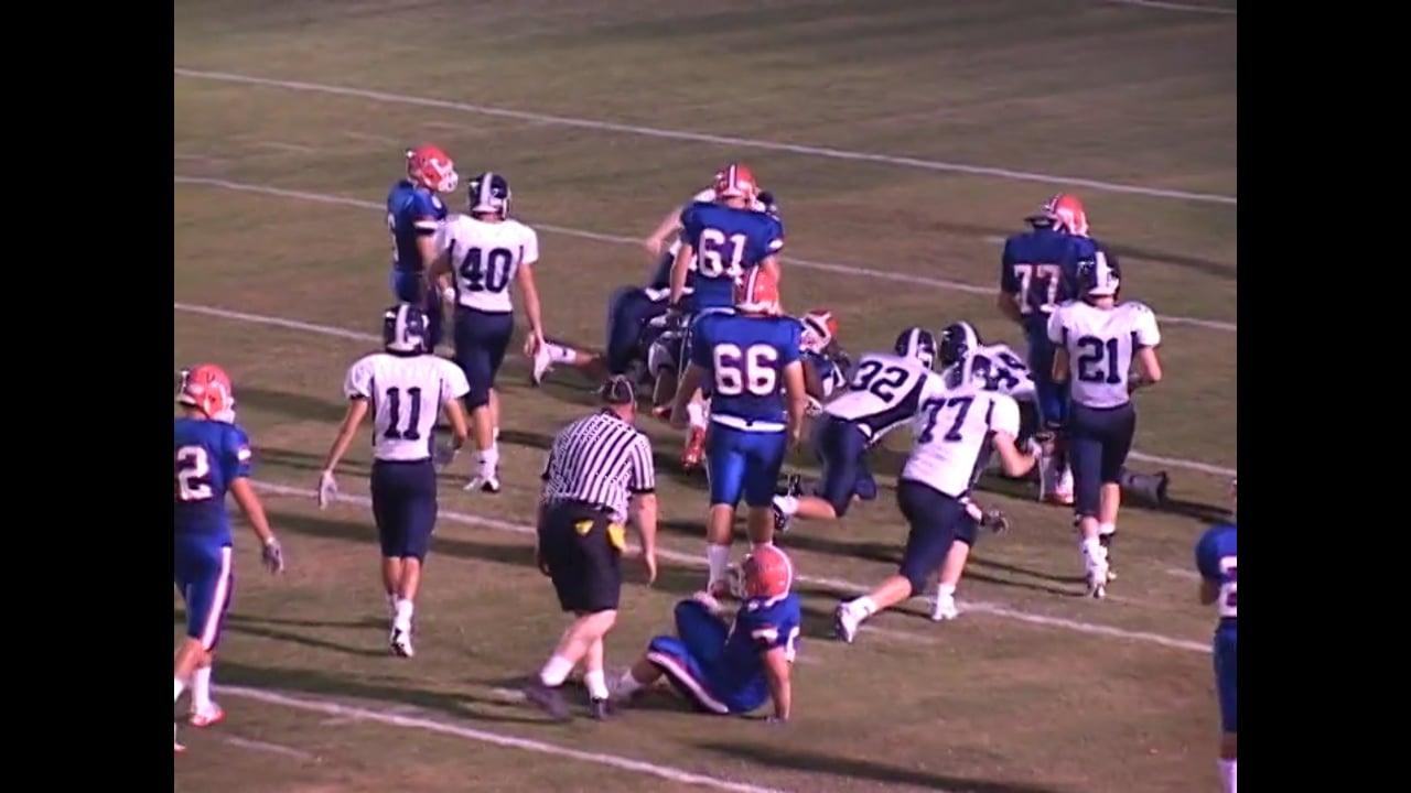 Varsity Football-2010-Game5-Starkville