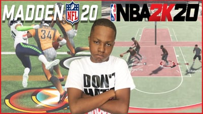 Madden 20 CFM! + Getting Buckets On The Park