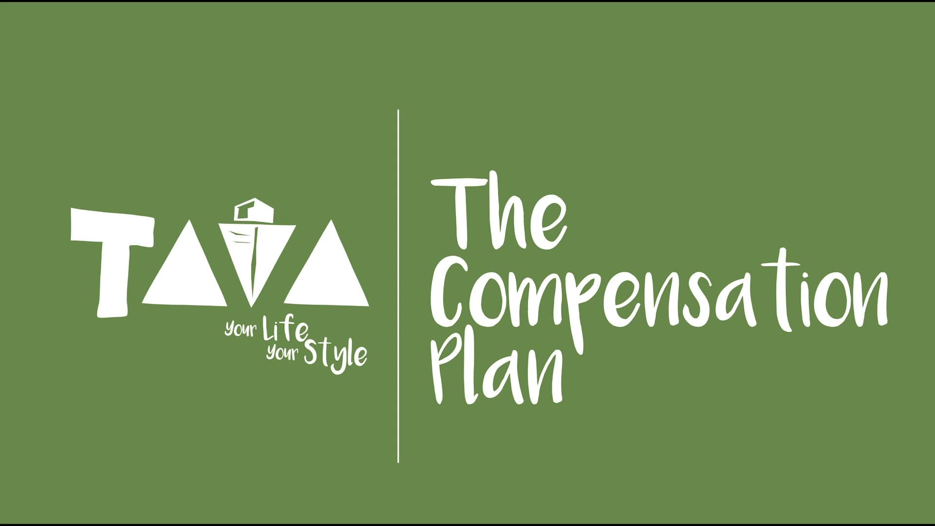 Tava Compensation Plan - Mark Sterling - CoCo Studios
