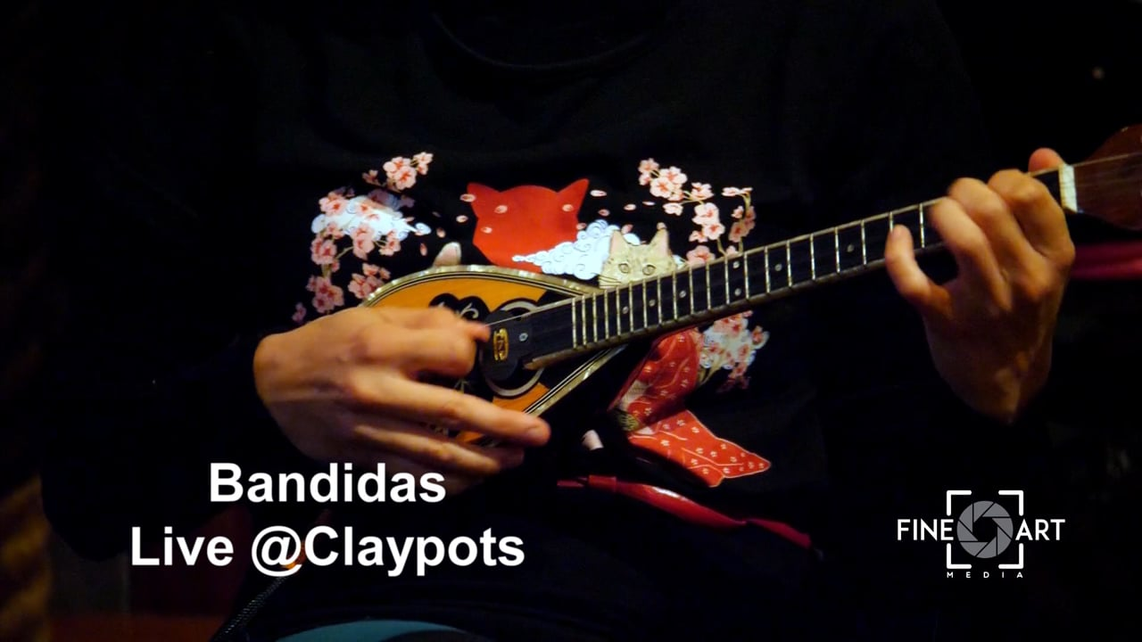 Bandidas Live @ Claypots part two