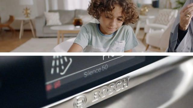 Bosch, dishwasher