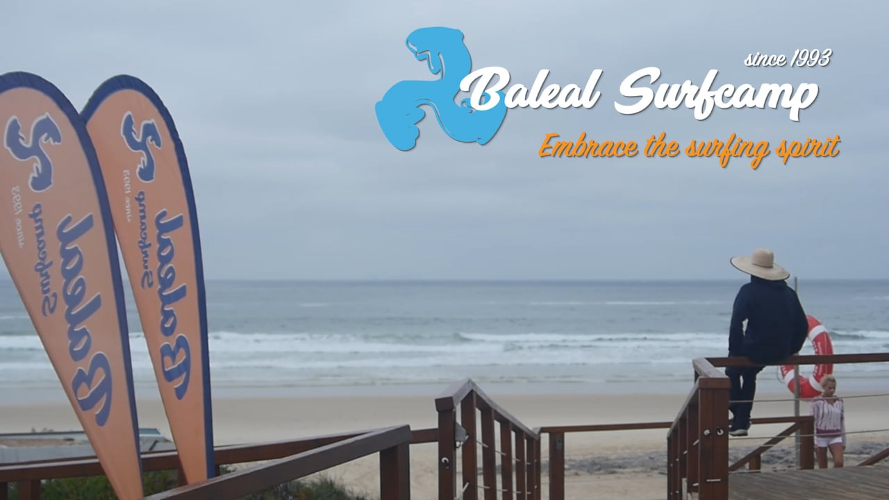 Baleal Surf Camp - Peniche, Portugal - WEEK 09/09/2019