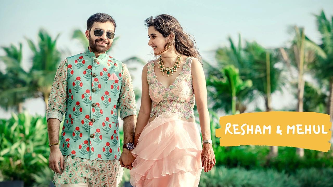 Resham & Mehul Wedding Trailer   Kochi, Kerala