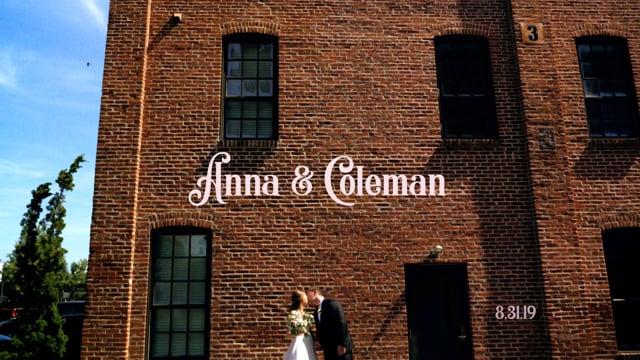 Anna & Coleman
