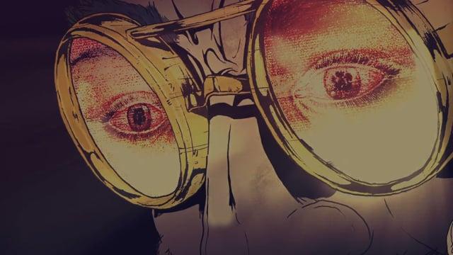 Gamerclaus Reveal - Alex Nicholson