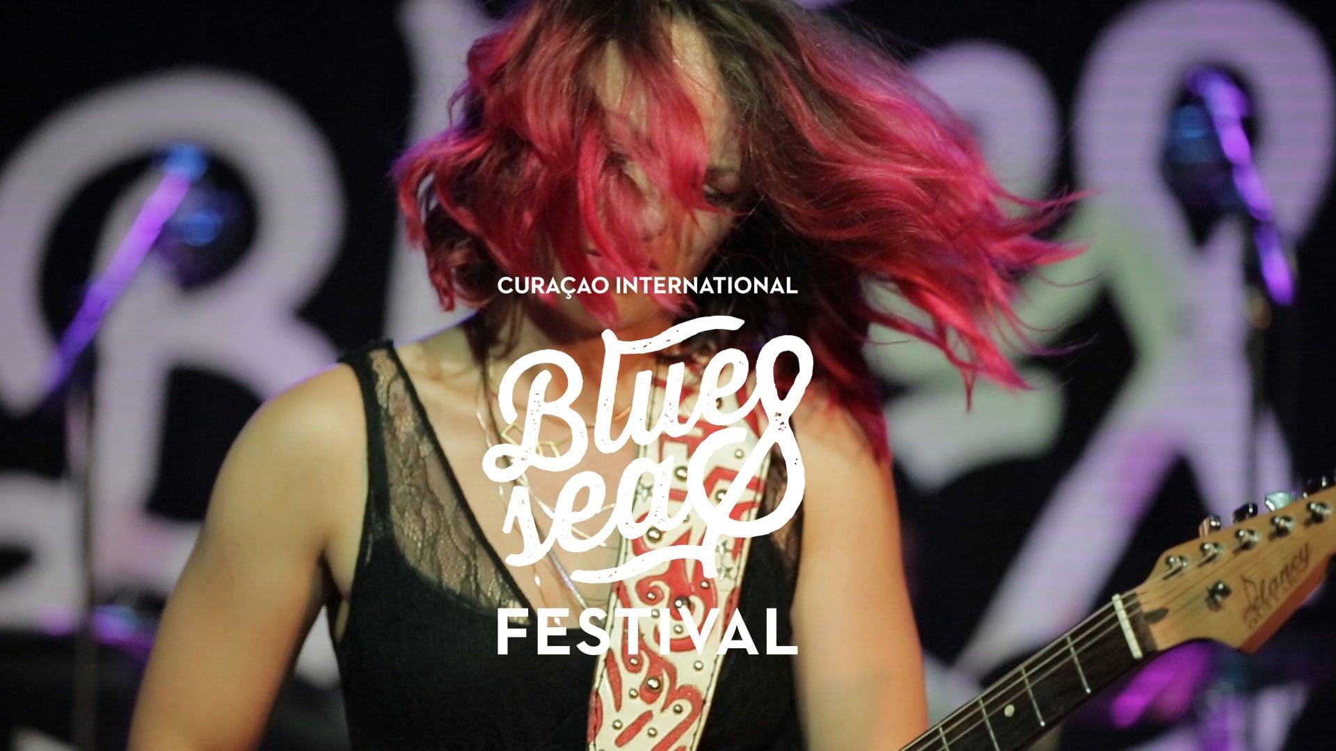 Blue Seas Bluesfestival Curacao Event Video