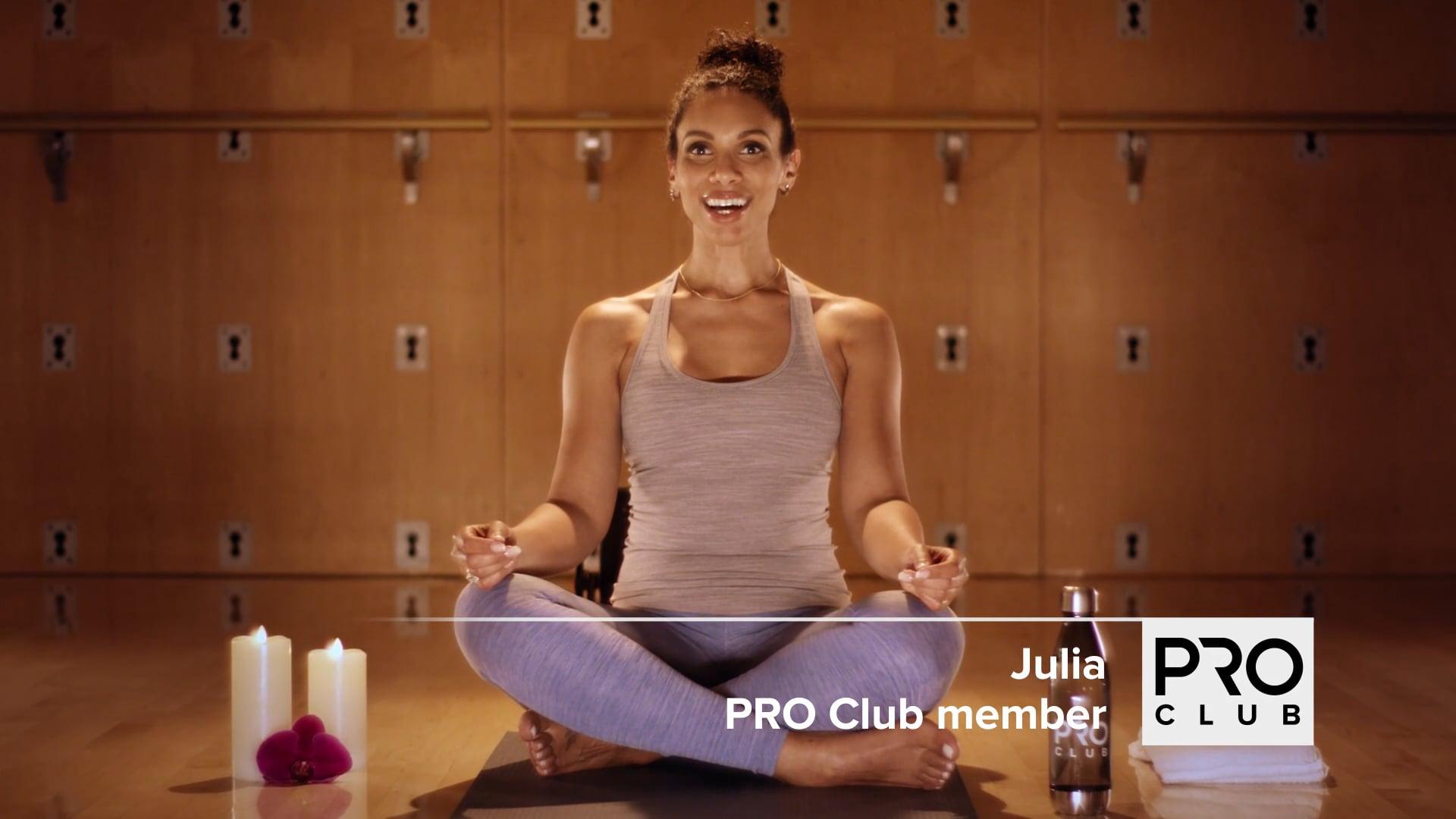 PRO Club - Julia