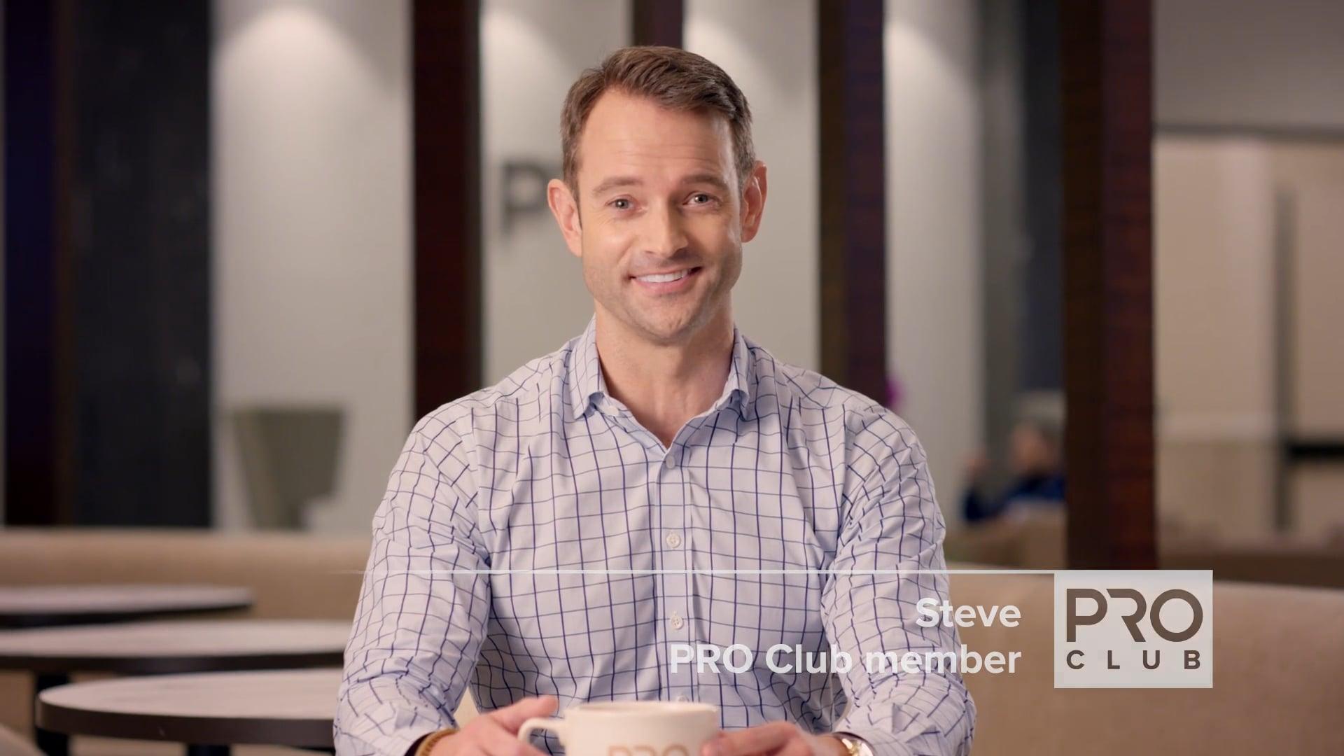 PRO Club - Steve